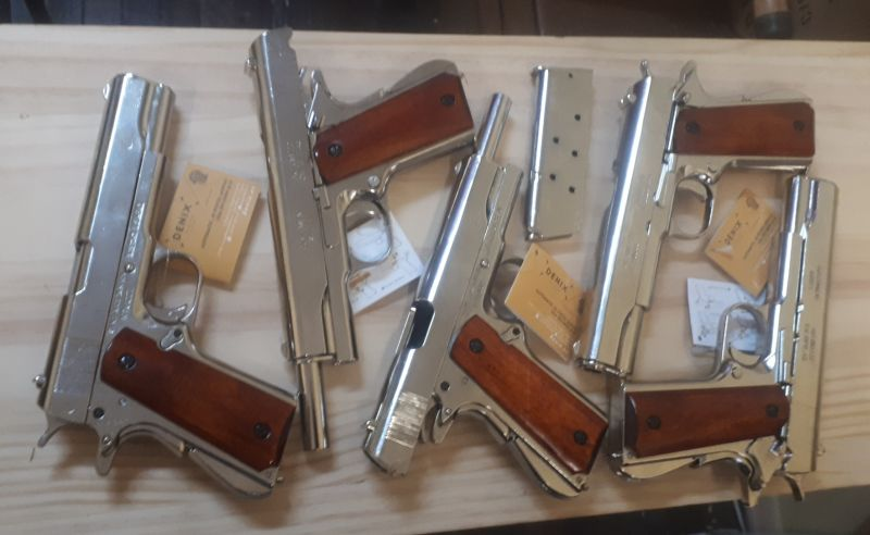 Denix Stainless 1911