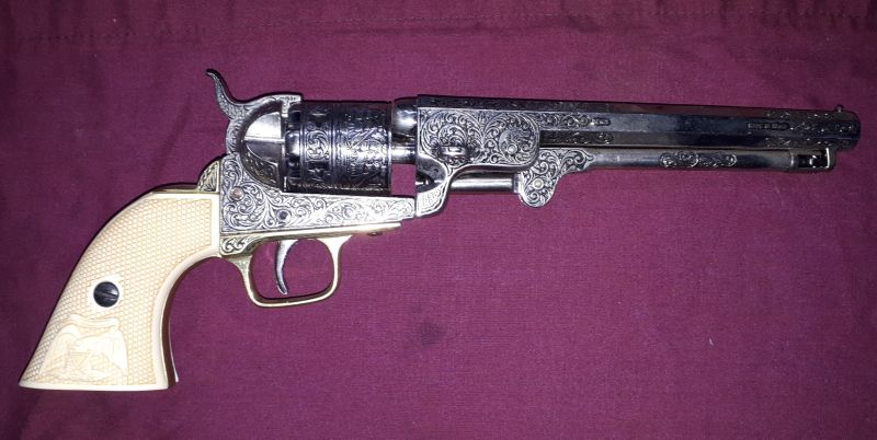 Updated Colt 1851 2